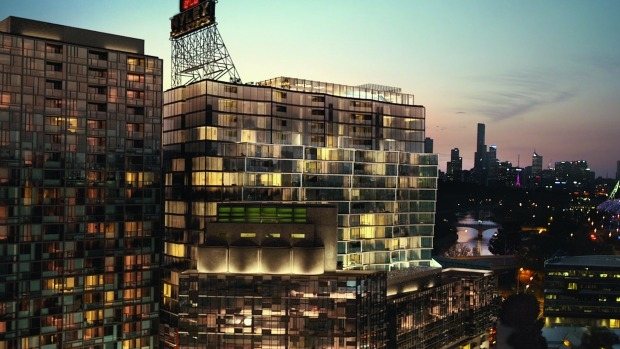 Article image for Melbourne's Nylex clock to be redeveloped