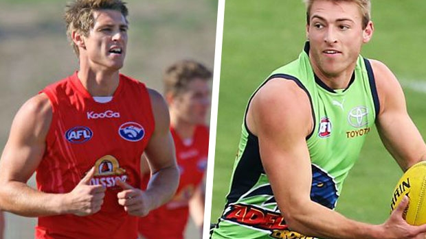 Article image for Western Bulldogs 'troubled' by AFL's investigation into Talia brothers