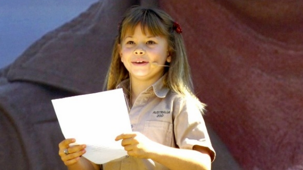 Article image for Jane Holmes sticks it to Bindi Irwin?s naysayers with moving throwback