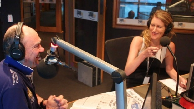 Article image for 3AW Breakfast buy Tattslotto ticket based on Melbourne's weird temperatures
