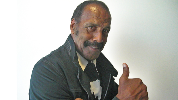 Article image for Black action icon: Fred Williamson sits down with Jim Schembri