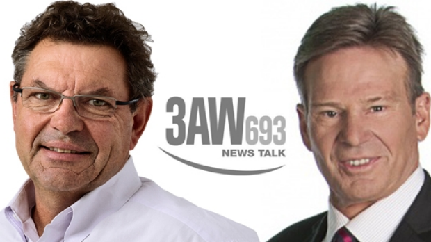 Article image for Steve Price and Sam Newman – Mon 23 May, 2016