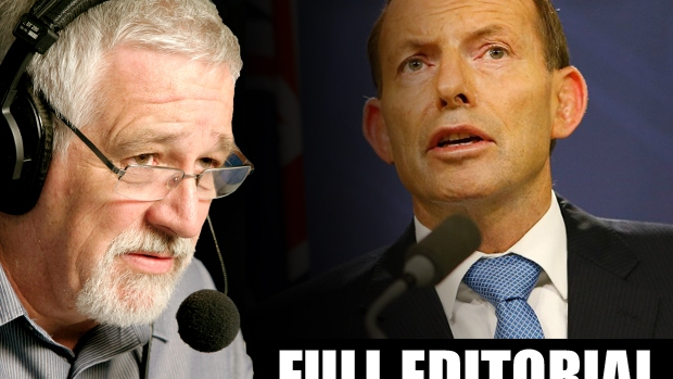 Article image for 'Get over it; life's too short': Neil Mitchell on Tony Abbott