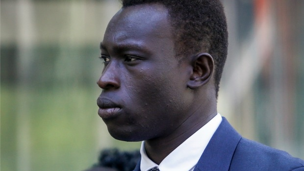 Article image for North Melbourne footballer Majak Daw found not guilty of rape