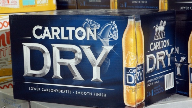 Article image for Carlton Dry recall due to glass fears