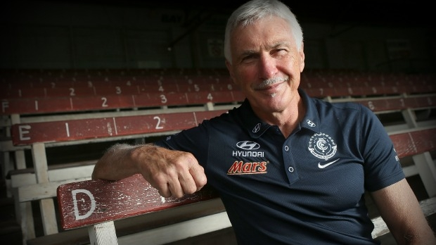 Article image for Mick Malthouse set to be new coach of The Recruit, says Sam McClure