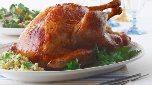 Article image for Bob Hart's recipe for the perfect smoke-roasted turkey