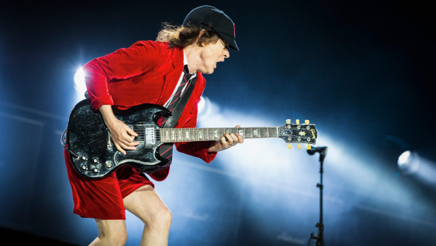 Article image for AC/DC deafen Melbourne: review