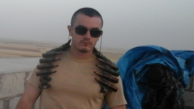 Article image for Anti-Islamic State fighter Ashley Dyball deported to Australia