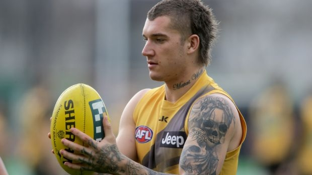 Article image for Dustin Martin 'deeply embarrassed' by incident on Chapel Street