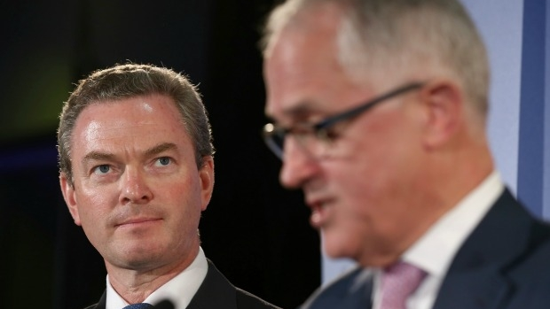 Article image for Christopher Pyne explains $1.1 billion innovation package