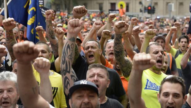 Article image for CFMEU unionists unlikely to be found in contempt of court: expert