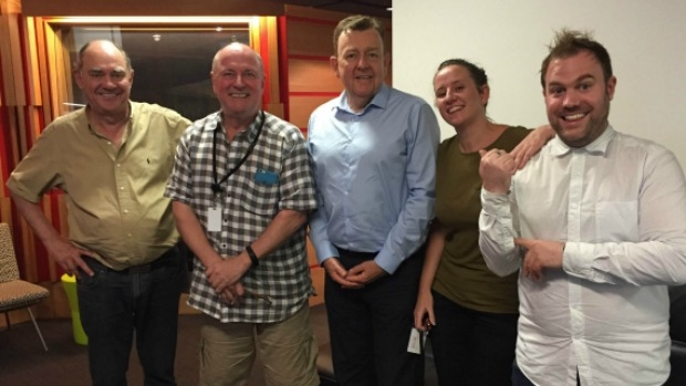 Article image for Peter Maher says goodbye to 3AW Breakfast