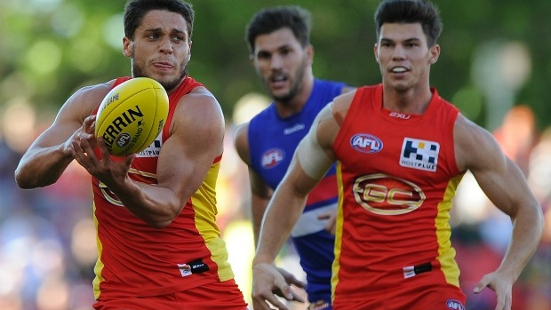 Article image for Suns fighting losing battle to keep Jaeger O'Meara and Dion Prestia, says Scoop