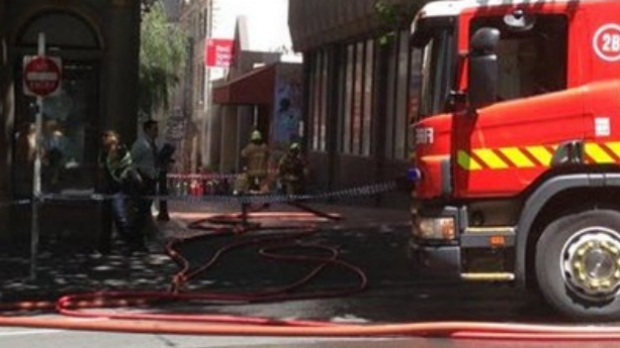 Article image for Diners evacuated, fire crews battle blaze in Red Spice Road restaurant