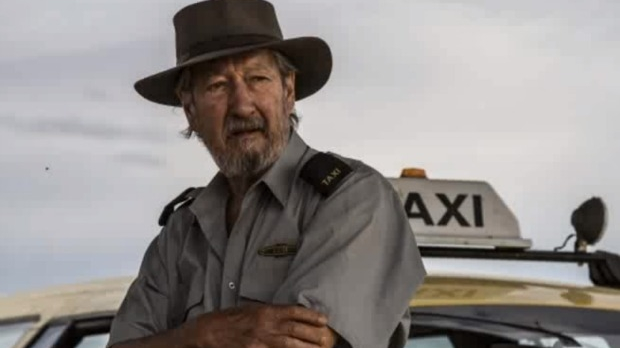 Article image for AACTA-award winner Michael Caton reflects on the success of Last Cab to Darwin