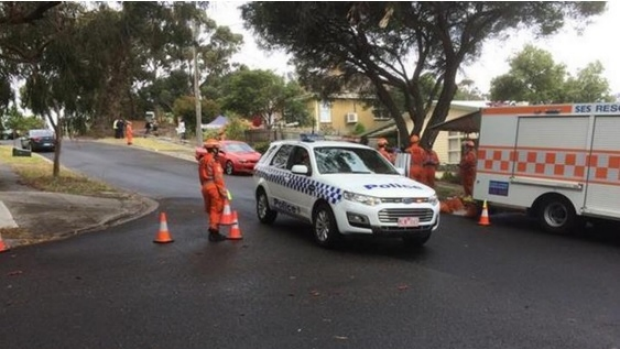 Article image for Body found at Frankston home