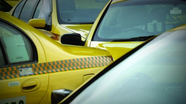 Article image for Taxi driver asks woman if he can touch her