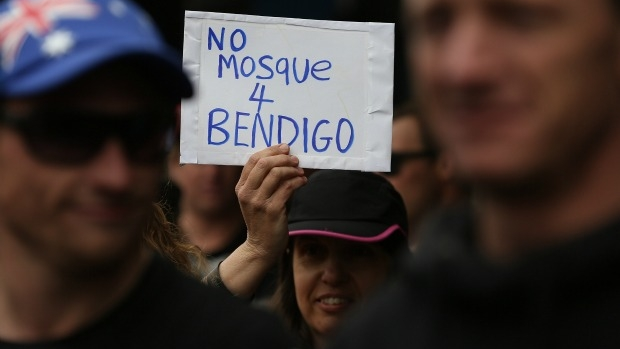 Article image for Bendigo Mayor 'very pleased' with Court of Appeal decision on mosque