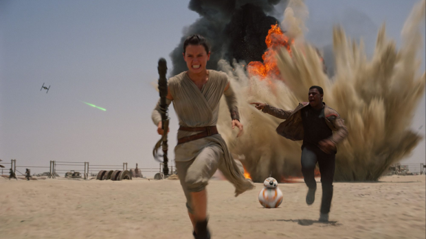 Article image for Star Wars: The Force Awakens – Jim Schembri's Review