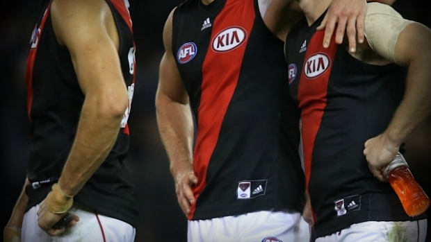 Article image for Essendon's fate with WADA to be known by Christmas, says Sam McClure