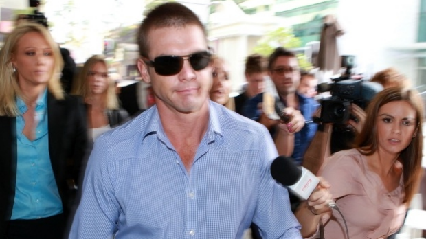 Article image for Ben Cousins linked to reality show I'm A Celebrity … Get Me Out Of Here!