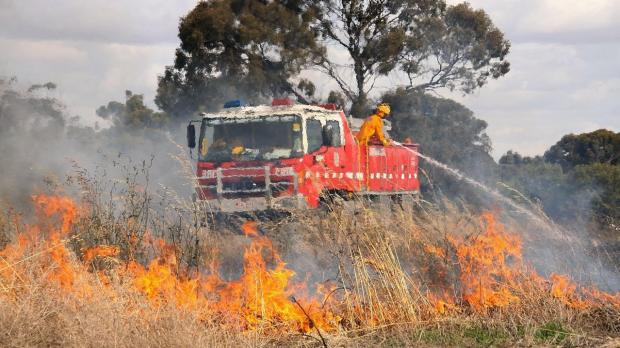 Article image for Fire warnings: Latest updates from CFA