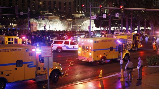 Article image for 1 dead, dozens injured in Las Vegas