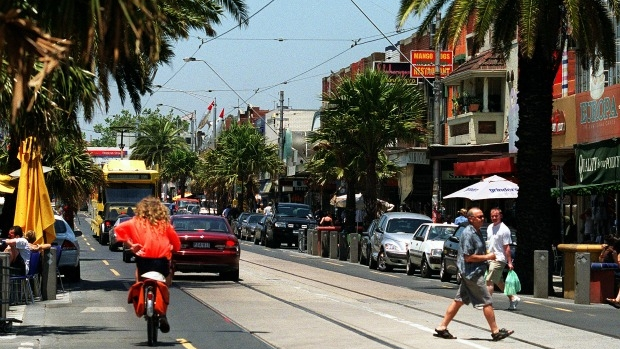 Article image for Persistent power outages forcing Acland St shops to close