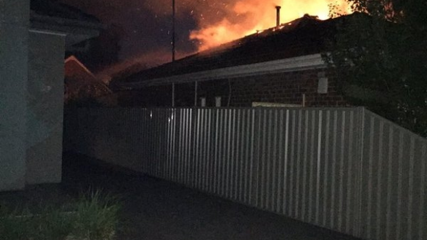Article image for Pascoe Vale fire: Family homeless for Christmas