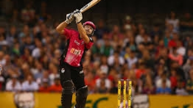 Article image for Sydney Sixers blast to important win over Melbourne Renegades