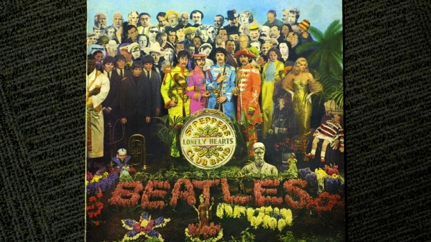 Article image for The Beatles join music streaming services