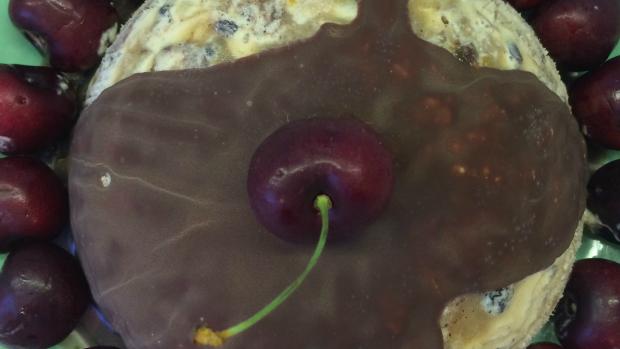 Article image for Flip Shelton's recipe for Plum Pudding Ice cream