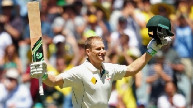 Article image for Thousand reasons Adam Voges loves to play Test cricket