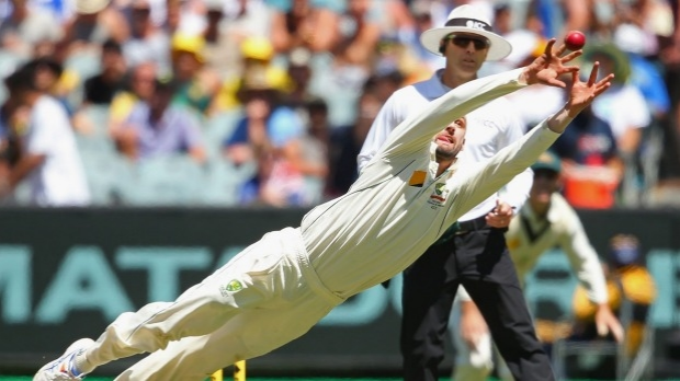 Article image for Nathan Lyon again spins Aussies into commanding position