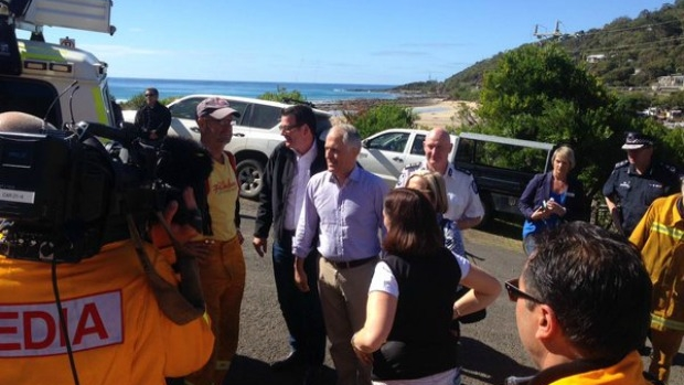 Article image for Prime Minister Malcolm Turnbull visits the Surf Coast