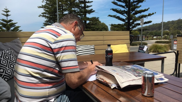 Article image for Nick McCallum Live at Lorne for 3AW Drive