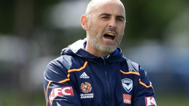 Article image for Kevin Muscat admits morale is 'dented slightly' after five-match winless run