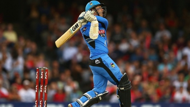Article image for Stunning Travis Head century helps Adelaide pinch remarkable victory over Sixers