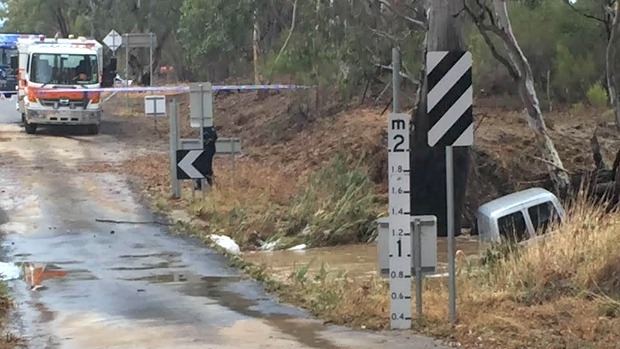 Article image for Seymour tragedy: Baker swept away in floods