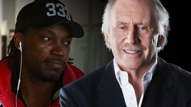 Article image for Ian Chappell says Chris Gayle must be suspended after 'arrogant' apology