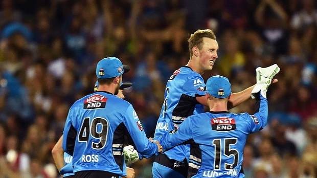 Article image for Half-centuries to Jayawardene, Head lead Strikers to win over Scorchers
