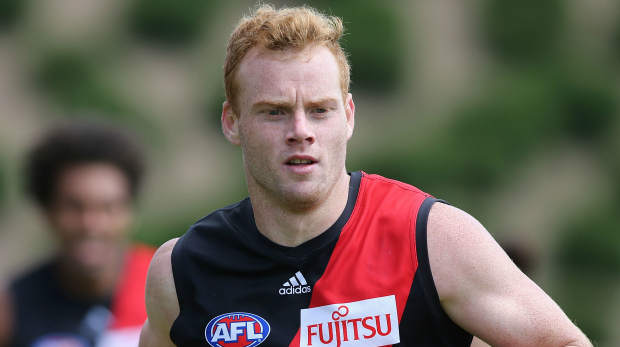 Article image for Adam Cooney predicts big things from Bomber recruit Darcy Parish