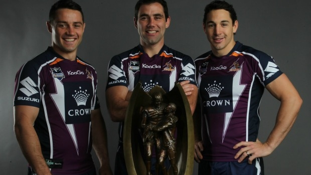Article image for Buzz Rothfield predicts Cooper Cronk will be in Sydney in 2017