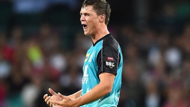 Article image for Brisbane topple Sydney Sixers for the first time in Big Bash League