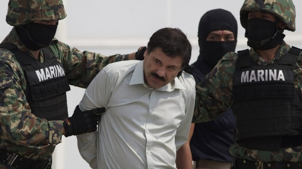 Article image for Drug lord's extradition to the USA might be compromised, says former FBI agent