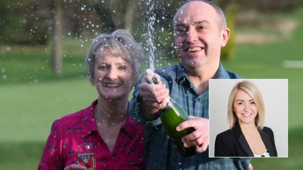 Article image for The Melbourne girl whose parents won ?33 million in the UK lottery