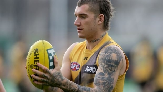 Article image for Dustin Martin free to play in round 1