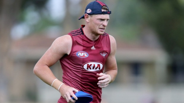 Article image for Thinking outside the box for Essendon captaincy