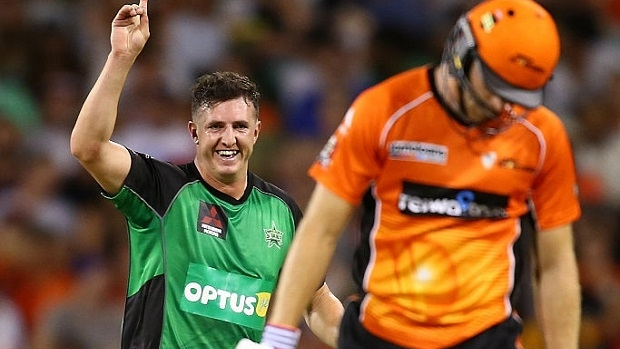 Article image for Melbourne Stars scorch record Perth crowd to claim home BBL semi-final